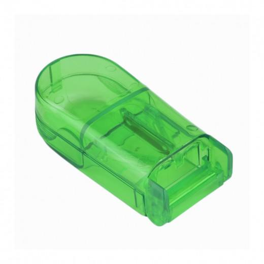 Θήκη χαπιών με ανοξείδωτο κόφτη - Χαποκόφτης ZK431002-3