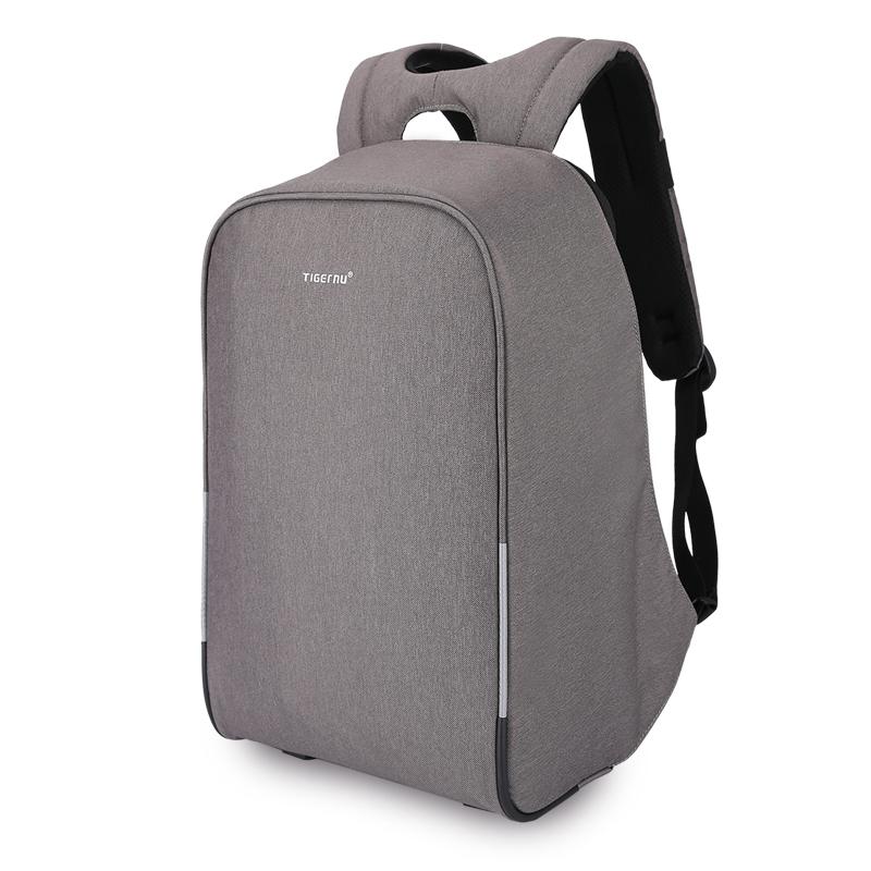 bd494efc64 Tigernu Σακίδιο πλάτης Laptop 15.6   με θύρα USB T-B3213ΗΒ-DG Γκρι Σκούρο